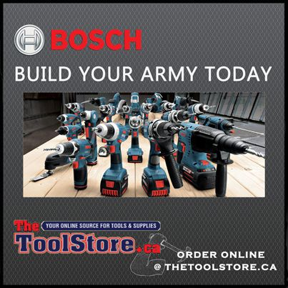 #Bosch Power Tools and industrial equipment @onlinetoolstore