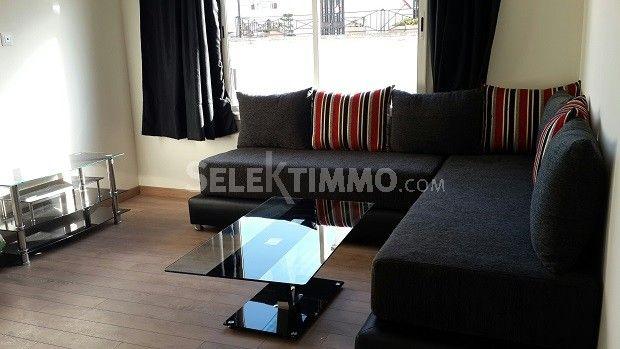 Location Appartement Casablanca Maarif  65 m2 - 1 chambre(s)