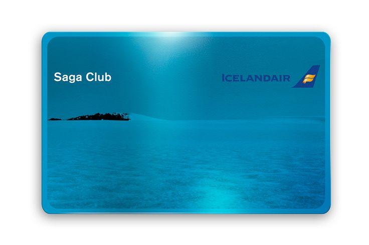 Icelandair | Saga Blue