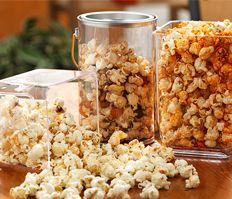 Sweet Spiced Popcorn | CanolaEatWell.com