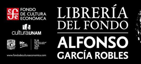 La Librería Alfonso García Robles se ubicará dentro del Centro Cultural Tlatelolco.