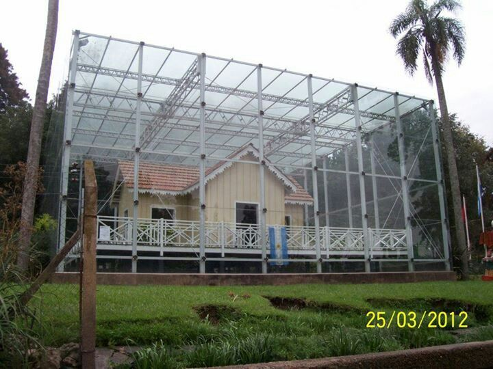 Museo Sarmiento, en el Río del mismo nombre. Delta del Tigre. Provincia de Buenos Aires. República Argentina.