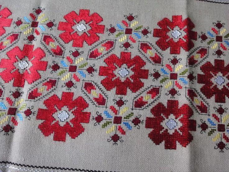 Sofia Bulgaria embroidery
