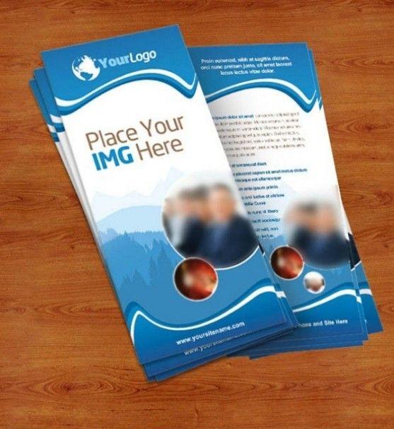 30 Desain Brosur Flyer Template Download Gratis - Brosur-Flyer-Template-Gratis-Download-Rack-Card-PSD-Template