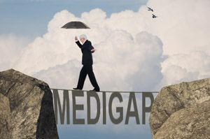 Medigap Finder:  This search tool on the government site yields a list of Medigap providers after you input your zip code and health status. The navigation bar on the right side of the page will get you to pages will more information about Medigap.