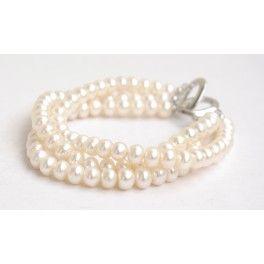 #Bracelets #perle de culture classique