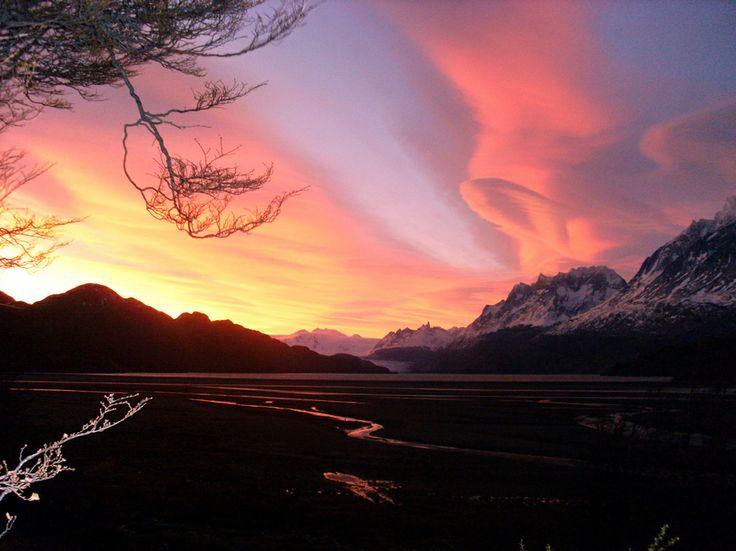 Patagonia chilena.