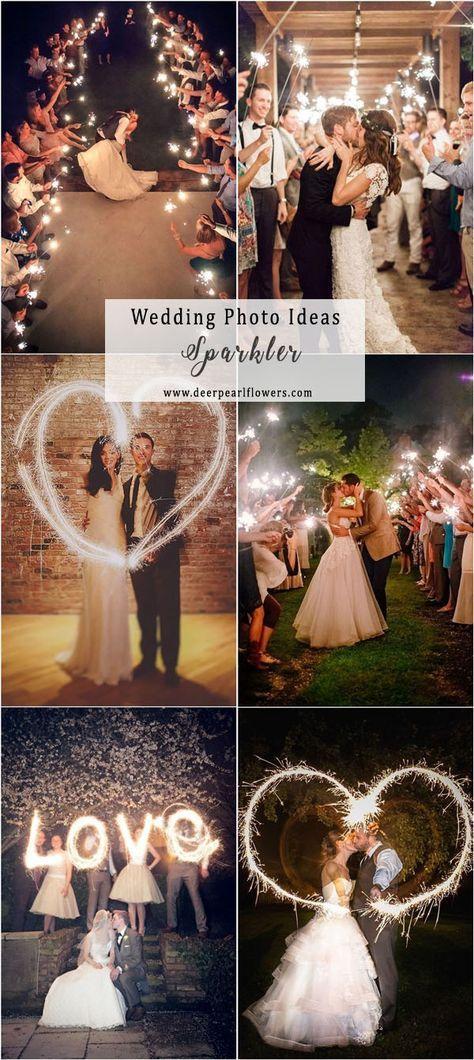 Night wedding photo ideas #weddingideas #weddingphotos #wedding / http://www.deerpearlflowers.com/wedding-photo-ideas-and-poses/