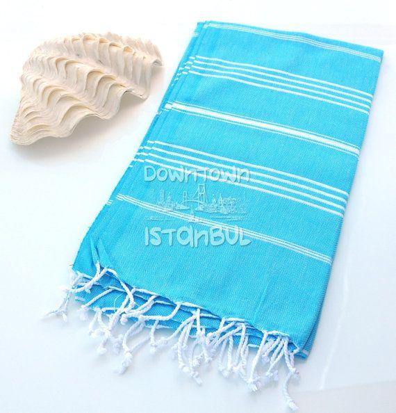 Hammam Towel Peshtemal Towel Turkish Bath by DowntownIstanbul, $15.99