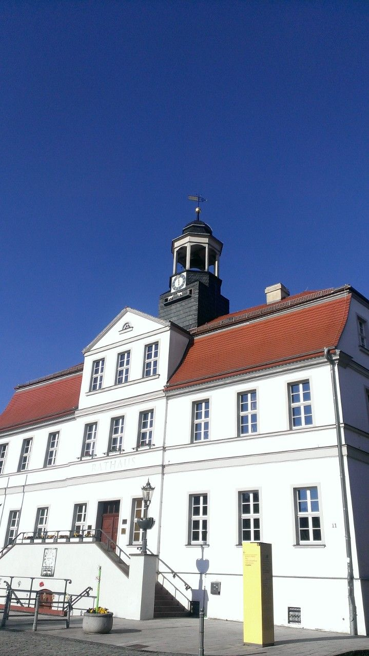 Bad Düben Rathaus