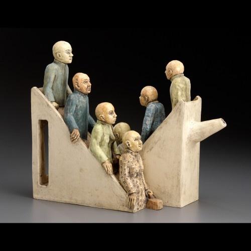 277 Best Ceramic Figures Images On Pinterest Art