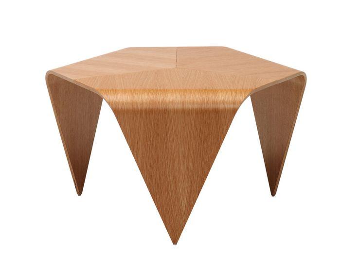 The Artek Trienna Table was designed by Ilmari Tapiovaara in 1954.