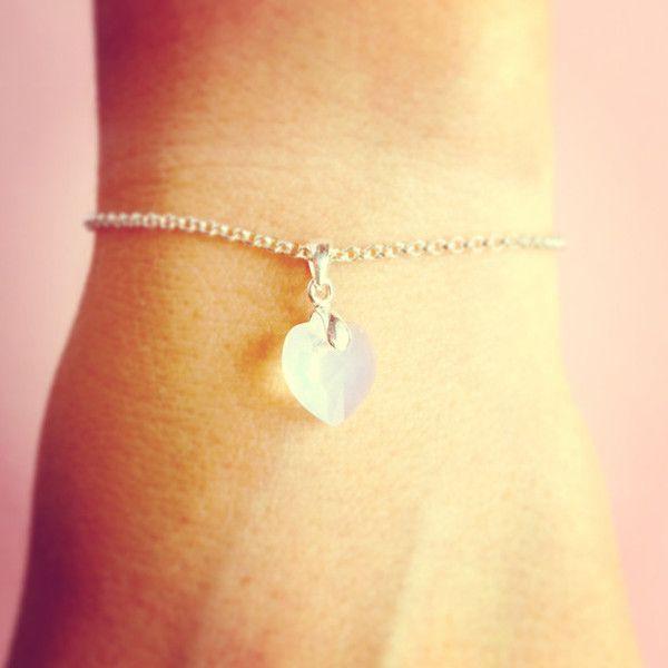 Swarovski kristal wenssieraad letting armband wish wisely 4-ever pack | Applepiepieces