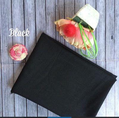 BLACK bahan: katun ima teksture: berserat halus, sangat adem di pakai, mudah di atur tidak licin meskipun tanpa inner. ukuran: 180x75 pinggir: jahit dan rawis