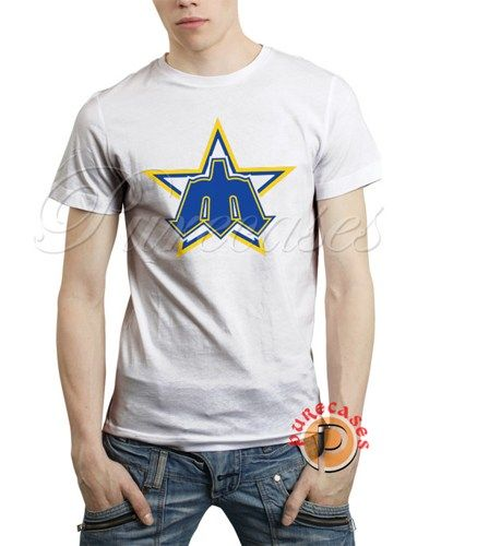 120 best white men 39 s tshirts images on pinterest tee for Seattle t shirt printing
