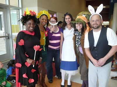 Great ideas for Book Character Day costumes!