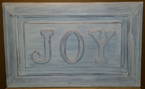 JOY SIGN – Kimber Creations