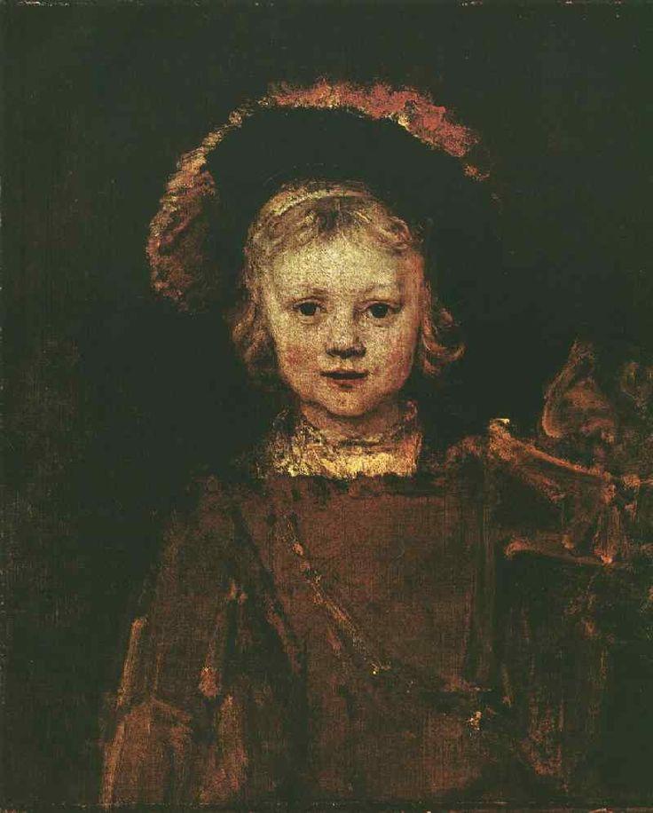 Rembrandt van Rijn, Titus.