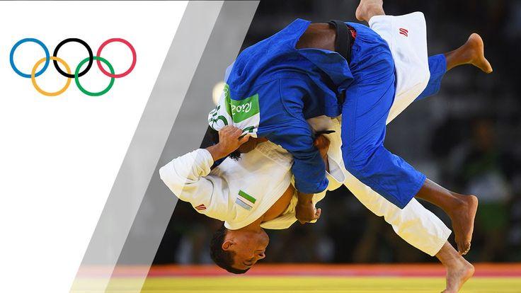 Rio Replay: Men's Judo 66kg Bronze Contest A