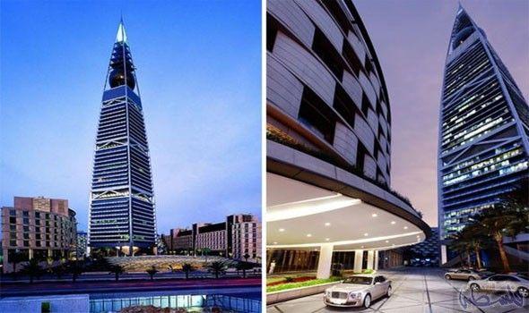 مفاجآت كثيرة في فندق الفيصلية في الرياض خلال العيد Skyscraper Building Landmarks