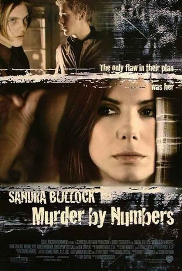 In 2002, Ryan Gosling and Sandra Bullock fell in love on the set of their film Murder By Numbers . | Ryan Gosling And Sandra Bullock: The Most Nightmarish Couple