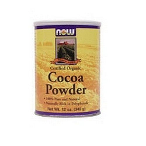 A delicious organic cocoa powder for cheap: http://www.amazon.com/gp/product/B000ISZ310/ref=as_li_qf_sp_asin_il_tl?ie=UTF8&camp=1789&creative=9325&creativeASIN=B000ISZ310&linkCode=as2&tag=thpama01-20