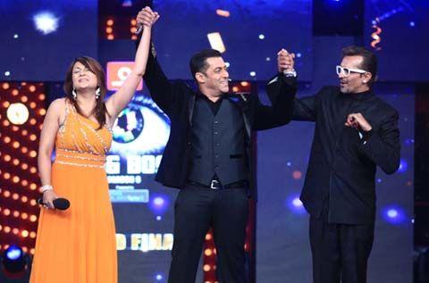 Urvashi Dholakia wins Bigg Boss Season 6