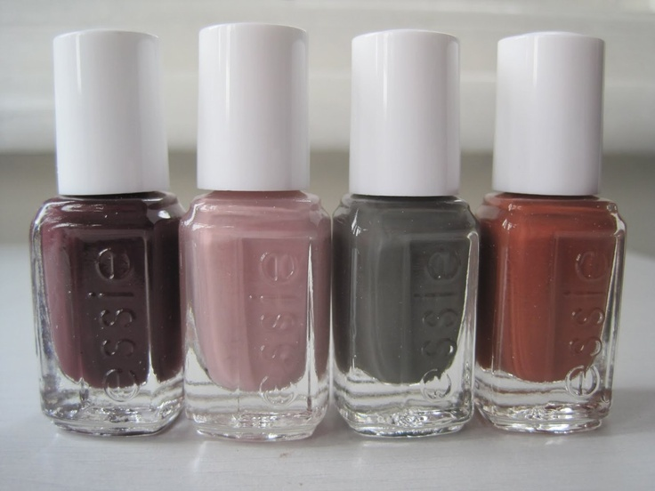 Essie Fall Collection: Makeup Nails, Essie Fall, Fall Colors, Fall Collections, Fall Collection Need, Fall 2012, Nails Fall, Nails Polish, Fall Collection Love