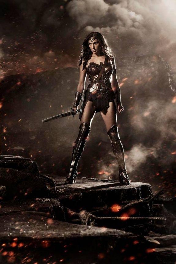 Тизер «Бэтмен против Супермена» впечатлил гостей Comic-Con