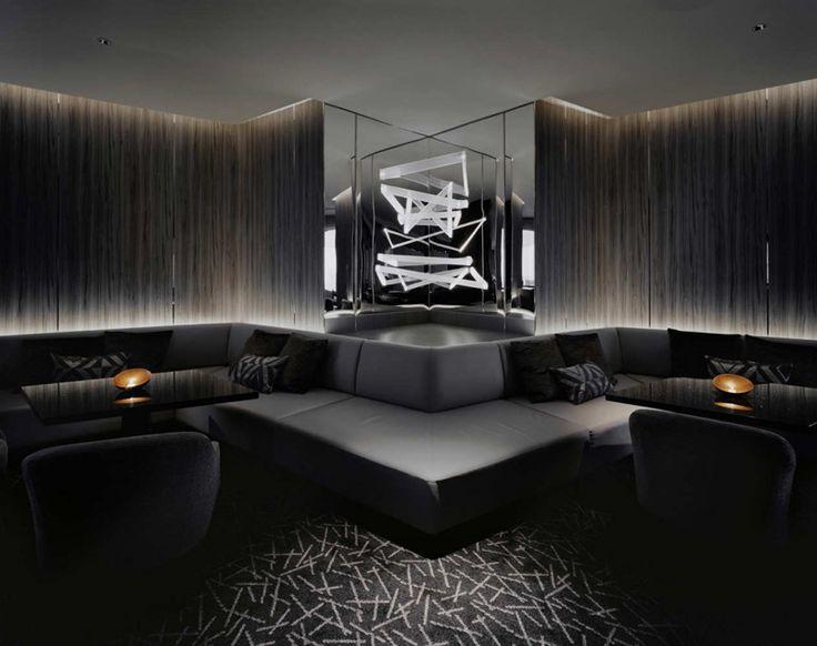 Bar Design: Mixx Bar U0026 Lounge By Curiosity Inc.