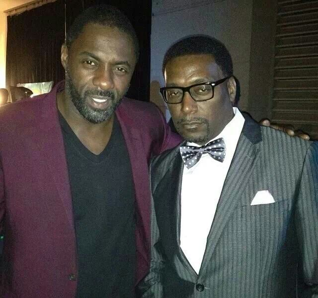 Idris Elba & Big Daddy Kane (That's Sexual Chocolate)