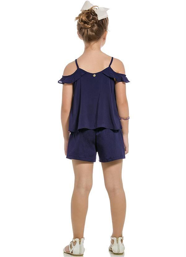 Gostei deste produto do Portal Posthaus! Conjunto Blusa e Shorts Alakazoo