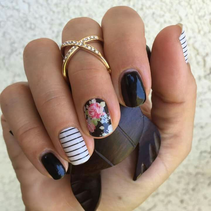 Black Onyx gel, Country Club and Sweet Nothing