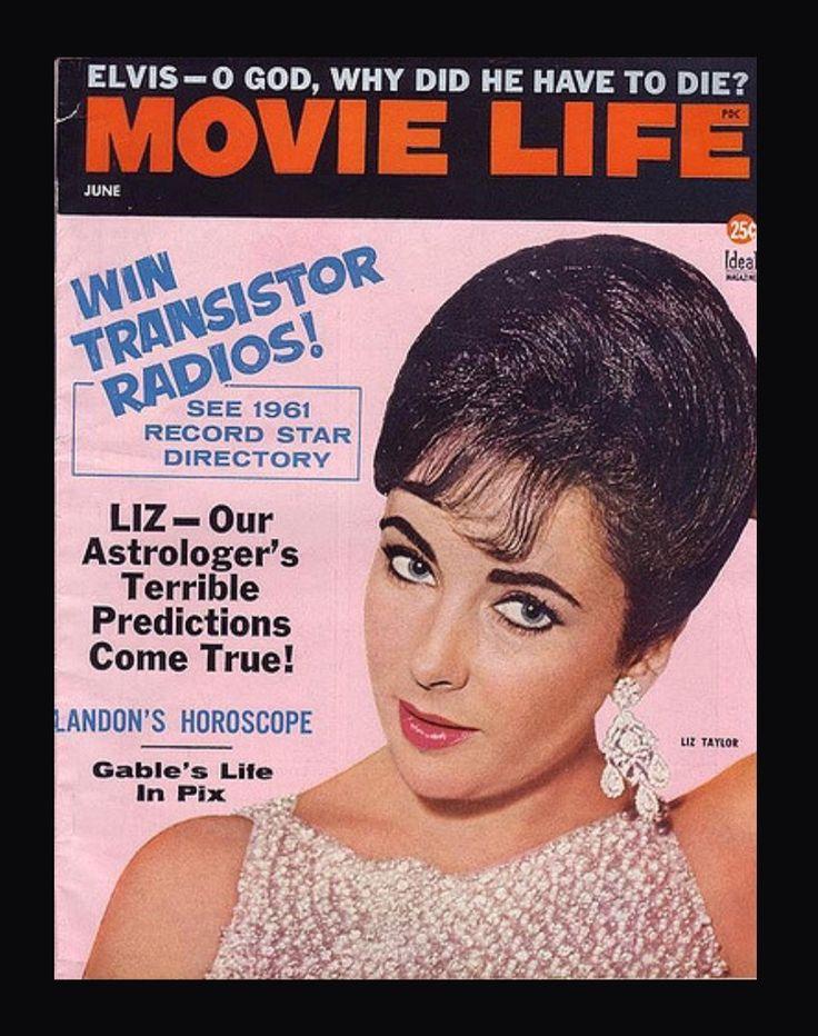 126 best Elizabeth Taylor Movie Magazines images on Pinterest ...