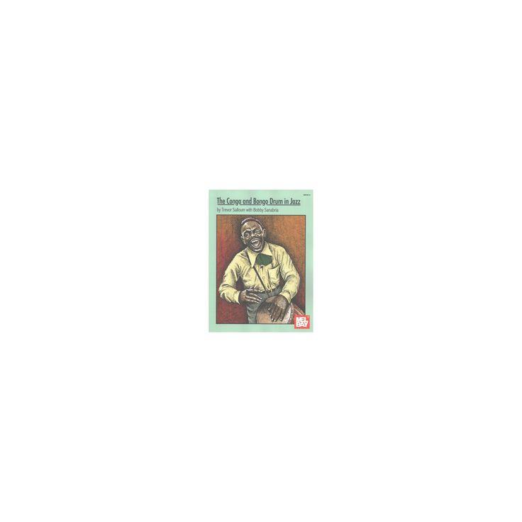 Conga and Bongo Drum in Jazz (Paperback) (Trevor Salloum)