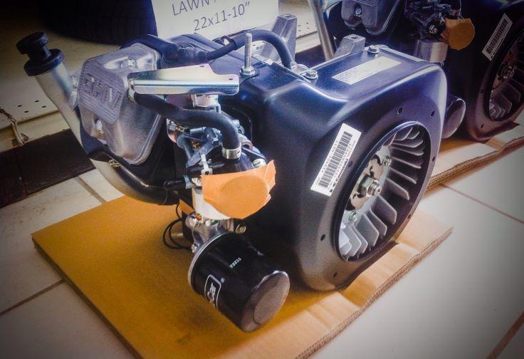Kawasaki Fe290d Engine 17 Horse Power For Club Car Golf