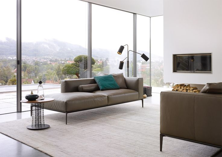 Walter knoll jaan living sofa designed by eoos switch for Sofa yuuto walter knoll