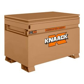 Knaack 30-In W X 48-In L X 34.25-In Steel Jobsite Box 4830