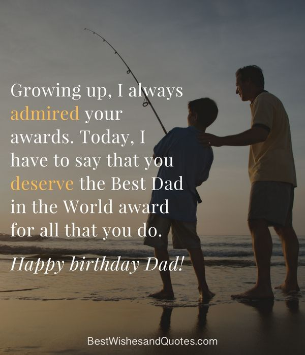 36 Best Happy Birthday Dad Images On Pinterest