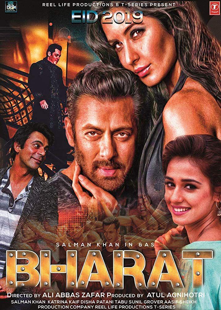 Bharat 2019 Hindi Full Movie 720p DVDScr 700MB x264 Download | Full movies  download, Download movies, Full movies