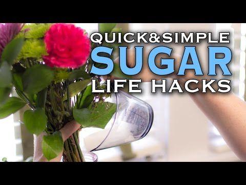 Toen ik zag wat ze met doodnormale suiker deed was ik verbaast.. Ik wist niet dat dit kon! - Zelfmaak ideetjes