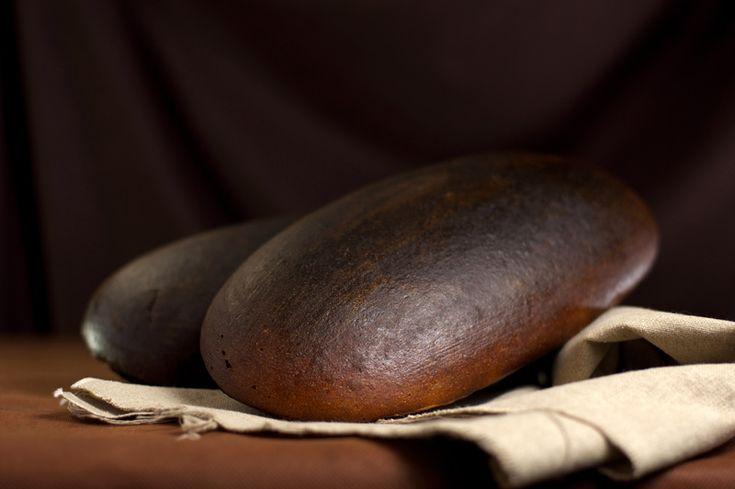 Хлеб Латгальский на обычной закваске