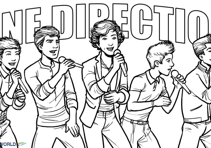 get the latest free one direction coloring pages images favorite coloring pages to print online by only coloring pages