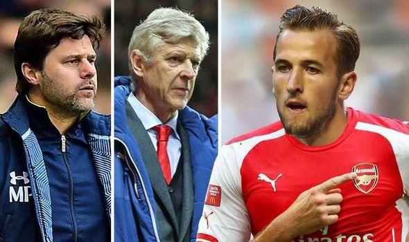 http://w888vn.com Wenger tiết lộ Harry Kane từng là cầu thủ cửa Arsenal trong quá khứ