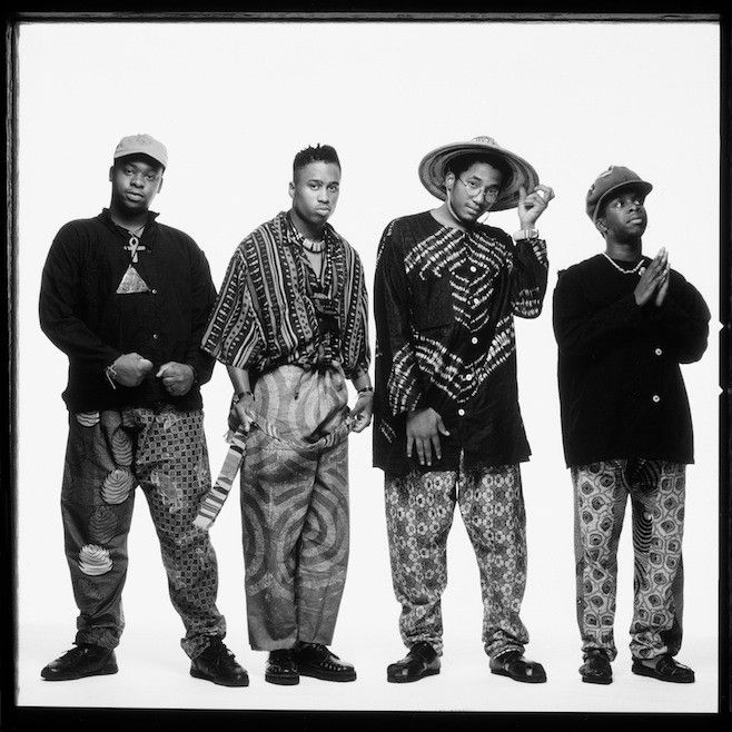 A Tribe Called Quest, 1990
