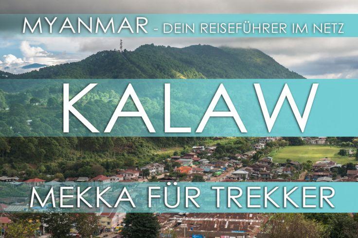 Reisetipps für Myanmar - Kalaw und Trekking zum Inle-See