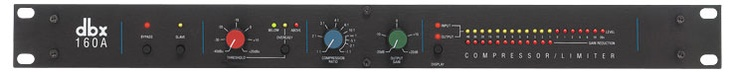 dBX | 160A - Compressor