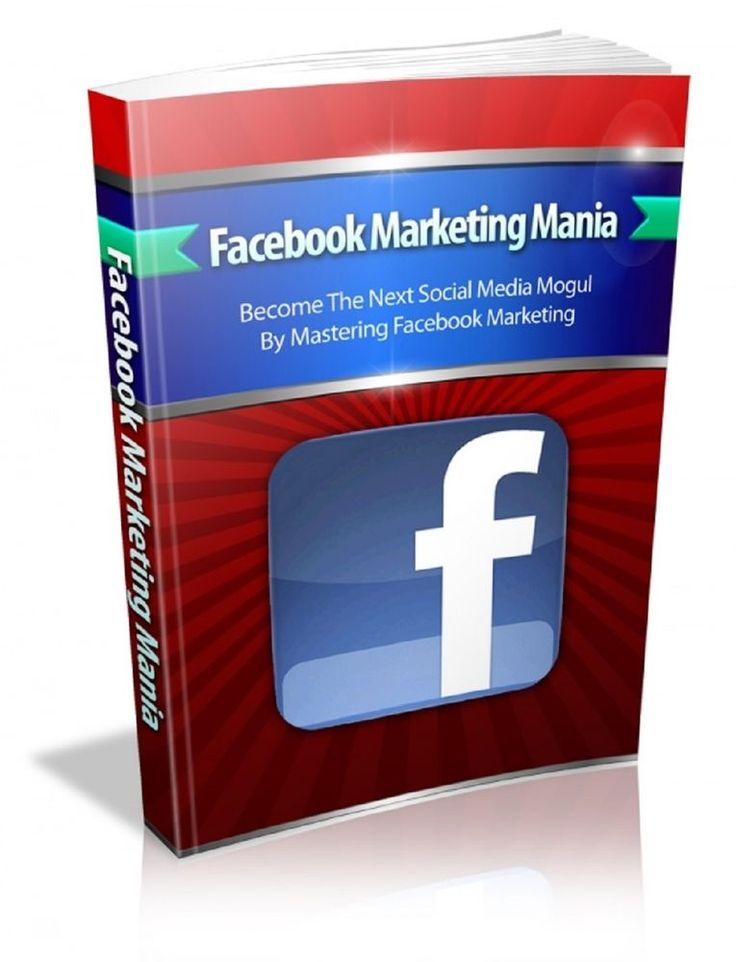 Facebook Marketing Mania     Ebook-----CD