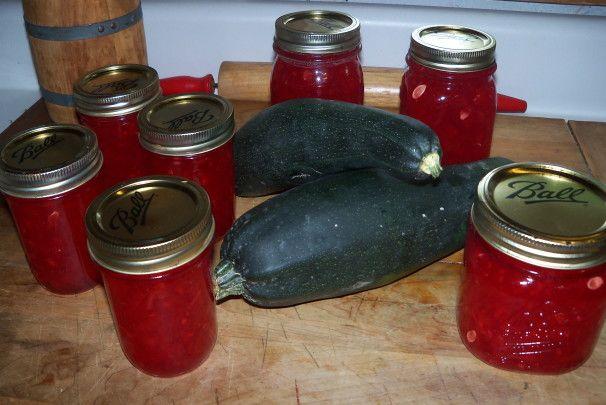 6 Easy Steps to Zucchini Jam. Photo by Serena #485247