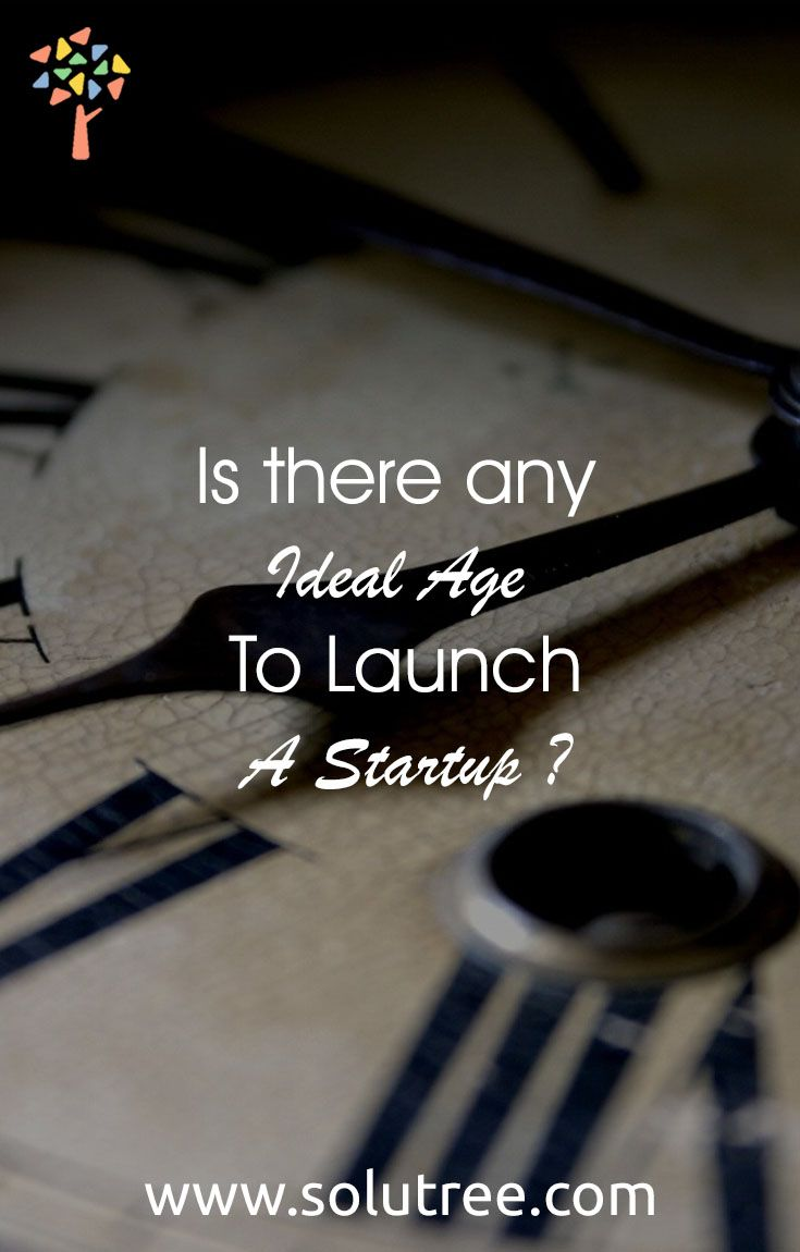 Age is just a number. It's not the age that matters while launching a startup but the experience and passion drives your success so correlating an entrepreneur's age with the ultimate success of their startup is a sheer waste of time.